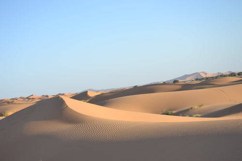 Beautiful Desert of Morocco, Landscape