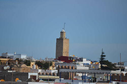 Town, Morocco
