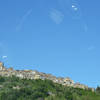 Buildings & Houses on the Hills in Rome, Italy, Landscape