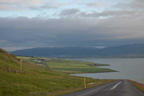 road iceland