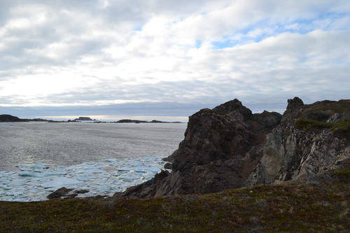 Beautiful Landscape from Twillingate, Newfoundland.