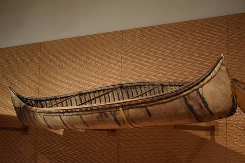 Artifact, Wooden Boat