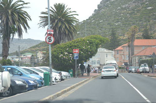 Roads of Cape Town