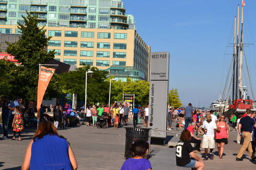 Harbourfront Centre, Toronto