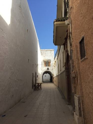 Alley's in Morocco