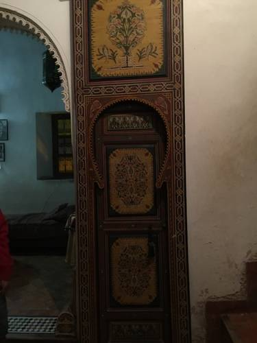 Wall Art, Morocco