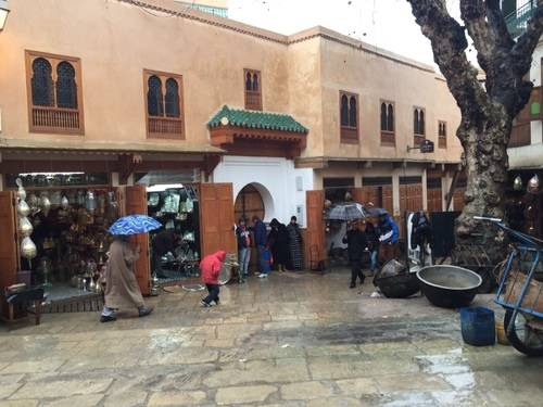 Stores, Morocco