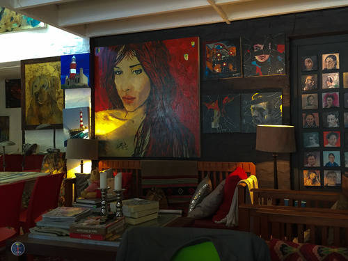 Collection of Art from Western Cape, South Africa