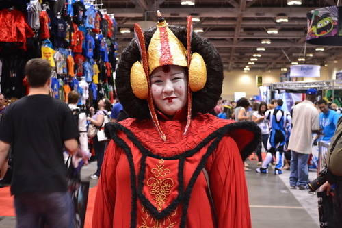 Costume At Fan Expo