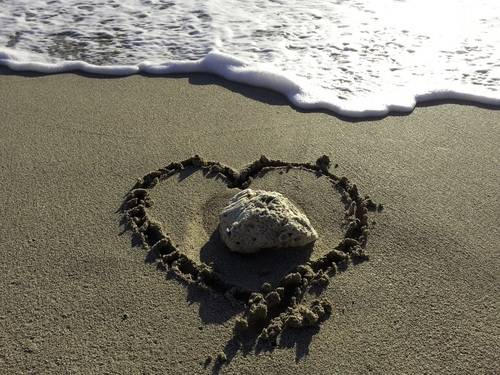 Rock In A Heart