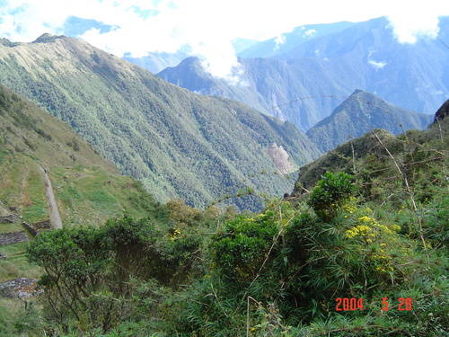 Peru, Mountains
