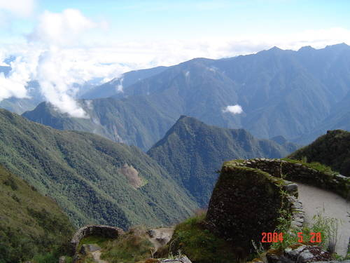 Clouds And Mountains, Peru