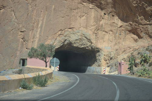 Tunnel, Morocco