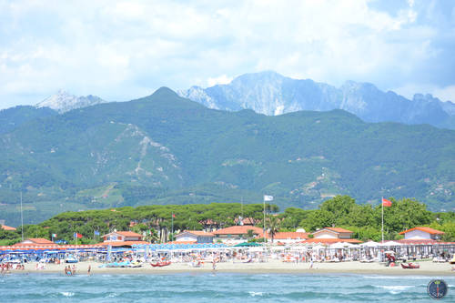 Nature, Landscape and architecture of Forte dei Marmi