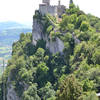 Mountain Hillside Architecture of San Marino