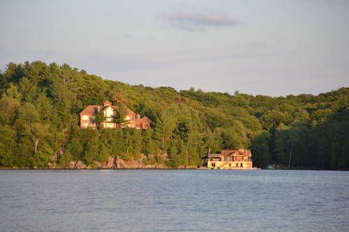 Big House, Lake Muskoka