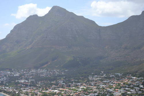 Mountains, Cape Town