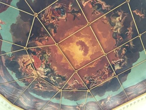 Ceiling Painting, Art