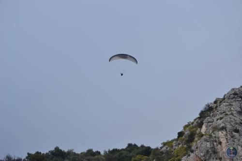 Parachuting Over the Mountains of Monte Carlo, Sports